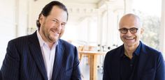 Salesforce And Microsoft Continue To Broaden Partnership -  Salesforce.com and Microsoftannounced today that the companies would bebuilding upon previous integrationsand strengtheningtheir partnership even further.They made the announcement this afternoonin San Francisco at Dreamforce, Salesforce's customer extravaganza. The two co... | http://wp.me/p5qhzU-2AA | #Tech #News