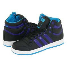 Adidas Shoes High Tops For Girls Purple