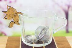 Tea Buddy™ Unikitty tea Infuser | tea accessory, cat lover gift, tea steeper, tea strainer, tea infuser, tea ball, loose leaf tea, tea charm