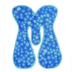Machine Embroidery Designs Applique Alphabet by KaboDesignsdotcom
