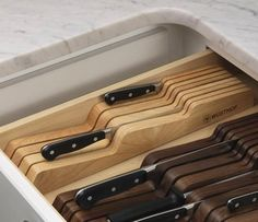 Every knife drawer should be equipped with one of these!