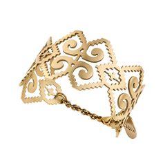 Bracelet from ETERNAL collection by Anna Orska. http://orska.pl/pl/shop/bransoleta620.html