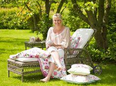 Sika Design Georgia Garden Gartenliegen Daisy kaufen im borono Online Shop