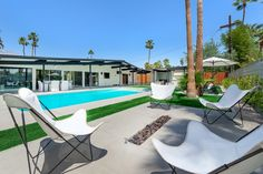 Palm Springs Mid-Century Home Staging