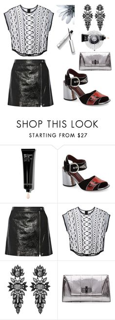 """""""60-second style:Last Minute Date..."""" by dragananovcic ❤ liked on Polyvore featuring Bobbi Brown Cosmetics, Marc by Marc Jacobs, Theory, Kokon To Zai, sweet deluxe, Diane Von Furstenberg, women's clothing, women, female and woman"""