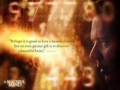 Beautiful minds.