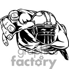 Cartoon of Football player 086 vector clip art image number Image formats available GIF, JPG, PNG and printable EPS, SVG. Football Clip Art, Football Players, Rugby, Poster Ideas, Sports, Fictional Characters, Graphics, Arquitetura, American Football