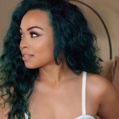 Heather Sanders Black Hairstyles With Weave, Black Women Hairstyles, Straight Black Hair, Body Wave Hair, Hair Game, Remy Human Hair, Mermaid Hair, Hair Inspo, Hair Inspiration