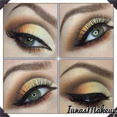 iunasmakeup #cosmetics #makeup #eye