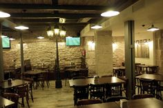 Proyecto iluminación.- Calenda #LightingDesigners #Iluminacion #OsabaIluminacion #Bar #Decoración #Calenda
