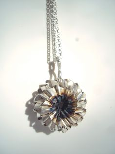 idili: entrelazados / intertwine. - Silver pendant