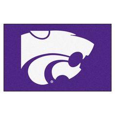 FANMATS Collegiate NCAA Kansas State University Doormat