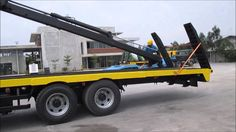 How test Mitsubishi Self Loader with Tadano Lorry Crane