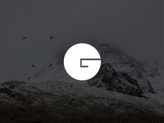 G Logo designed by Ghis. Connect with them on Dribbble; the global community for designers and creative professionals. Typo Logo Design, Typography Logo, Lettering Design, Logo Branding, Graphic Design, Brochure Design Inspiration, Logo Inspiration, Logo Abstrait, Logo Minimalista