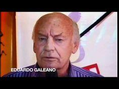 """Eduardo Galeano: """"Néstor Kirchner será un fuego dificil de apagar"""""""