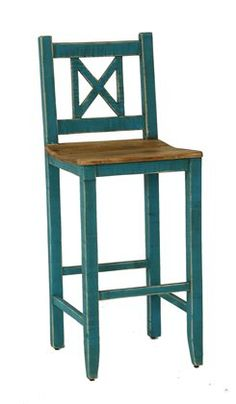 1000 images about spring style on pinterest tv consoles - Bright colored bar stools ...