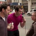 Billy Eichner And Paul Rudd Want To Know: Would You Have Sex With Paul Rudd? Click on the photo to watch the video lol.
