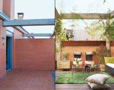 Un ANTES y un DESPUÉS impresionante. ¿Te perdiste el cambio radical de esta #terraza? http://casadiez.elle.es/decoracion-interiores/muebles-terraza/transformar-la-terraza/terraza_6…