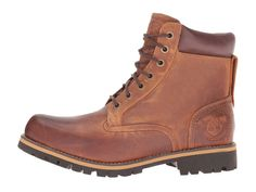 Timberland Earthkeepers(r) Rugged 6 Boot Men's Lace-up Boots Red Brown / Copper Roughcut