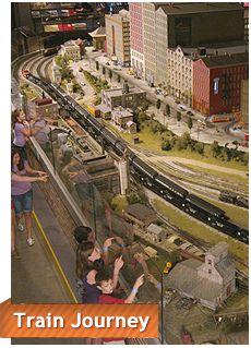 0f1605cfeda ECOT will view the Train Journey at EnterTRAINment Junction  Cincinnati