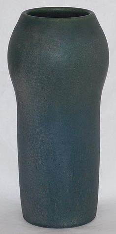 Van Briggle Pottery 1902 Floor Vase 122. This glaze is so beautiful in person, I miss not having one similar anymore.