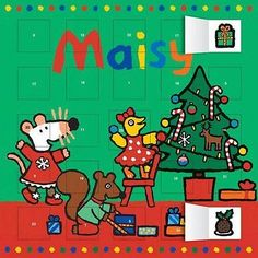 Maisy Advent Calendar (With Sticker  CAL NEU