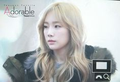 Adorable ‏@taeyeon_ss_com 151201 Incheon Airport TaeYeon Preview