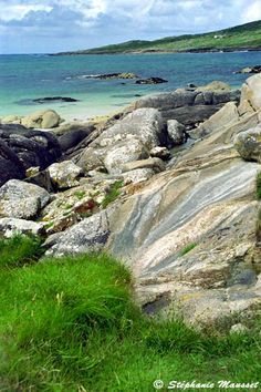 Connemara beach, Ireland