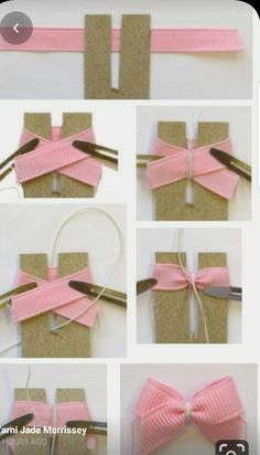 tissage hair bow fournitures Plastique alice cheveux bandes pour ruban craft emballage