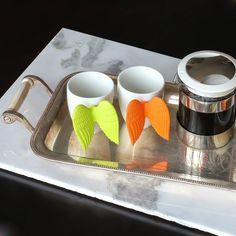 Espresso Fincanı Angel Express Turuncu -  #ev #mutfak #fincan #espresso #angel #melek