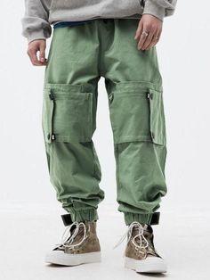 Cargo Pants Men, Mens Cargo, Muslim Men, Islamic Clothing, Printed Pants, Pants Outfit, Dress Codes, Boho Outfits, Parachute Pants