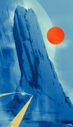 19 ideas for science fiction concept art design Space Opera, No Man's Sky, Retro Futuristic, Illustration, Science Fiction Art, Environment Design, Fantasy Landscape, Sci Fi Fantasy, Sci Fi Art