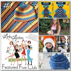 The Linky Ladies – Community Link Party #18 | The Purple Poncho