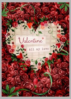 Happy Valentines Day Wishes, Be My Valentine, Valentine Decorations, Valentine Crafts, Funeral Cards, Pagan Festivals, Decoupage, Valentine's Day Printables, Xmas Wreaths