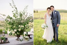 A Romantic Napa Wedding