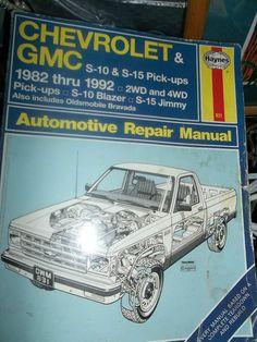 Haynes repair manual 1984 1995 dodge caravan plymouth chrysler 30010 chevrolet s 10 gmc s 15 and olds bravada automotive repair manual1982 1992 fandeluxe Choice Image