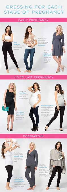 Dressing for each Pregnancy Stage Maternity Style, Maternity Wear, Maternity Dresses, Maternity Fashion, My Baby Girl, Baby Love, February Baby, Pregnant And Breastfeeding, Baby Information