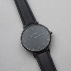 La Boheme Full Black Cluse watch
