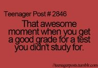 teenager Post? How bout College student Post!