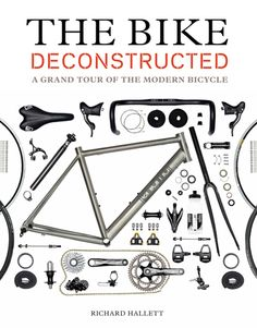 A Grand Tour of the Modern Bicycle #bikedeconstructed