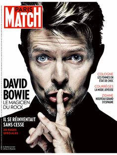 Mort de David Bowie : les plus beaux hommages de la presse internationale 11