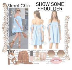 """STREET CHIc"" by wolf-girl97 ❤ liked on Polyvore featuring Deborah Lippmann, L.A. Girl, Vince Camuto, Yves Saint Laurent, Victoria Beckham and Etro"