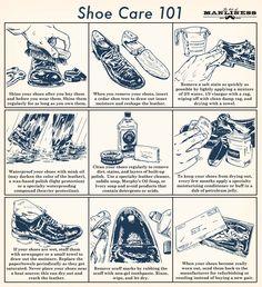Shoe Care 101