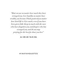 The great Hazrat Ali (R.A.). Islamic wisdom.