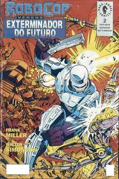 Robocop vs Exterminador do Futuro 02