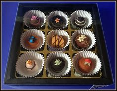 Hanezz Art: 3D Quilling Chocolate
