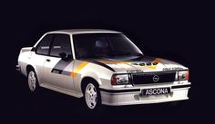 Opel Ascona 400 with Cosworth engine 2,4 lit 230HP