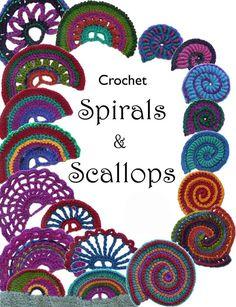Crochet Scallops & Spirals Ebook.