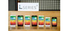 إل جي تعلن عن ثلاثة هواتف جديدة L90 , L70 , L40 بنظام التشغيل Android 4.4 KitKat