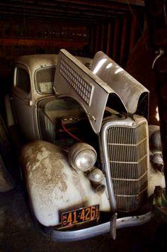 Old Ford. Source Facebook.com